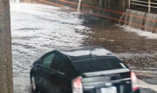 台風で水に浸かってしまった車はどうすればいいのか? 処分方法と修理方法