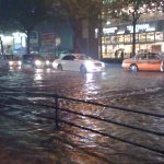 台風による水没車を高く売る方法
