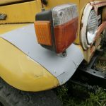 ランクル40の錆と戦う 旧車と錆