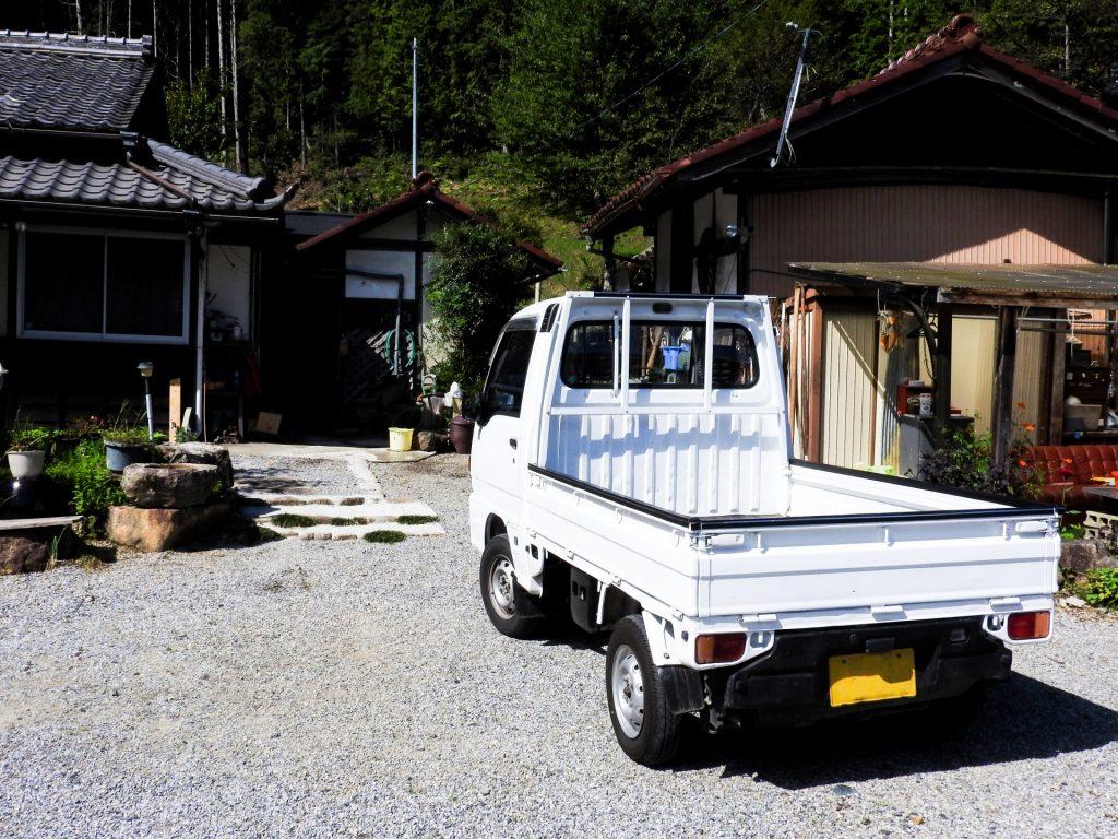 ホンダアクティー軽トラックを海外で輸出で高く売る方法